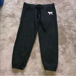 VINTAGE PINK JOGGERS - LIKE NEW